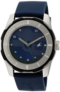 Fastrack Economy 2013 Analog Blue Dial Men's Watch – 3099SP05