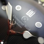 Macro Shots of Christopher Ward C60 Trident