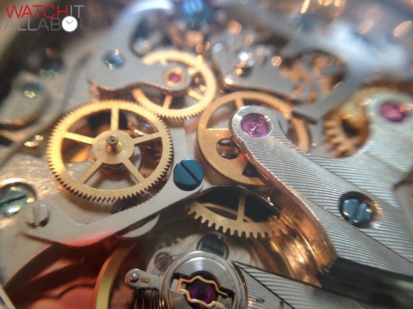 Alpha Radomir Chronograph Watch Review