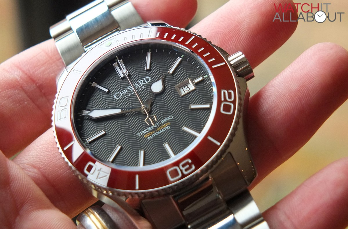 Christopher Ward C60 Trident Pro 600 Watch Review