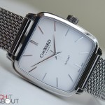 Christopher Ward C5 Malvern Slimline Square Watch Review