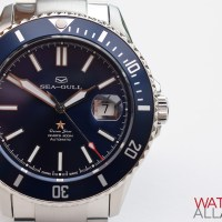 Sea-Gull Ocean Star Watch Review
