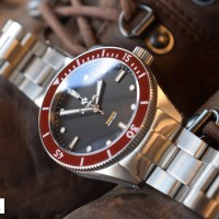 Nodus Trieste Watch Review