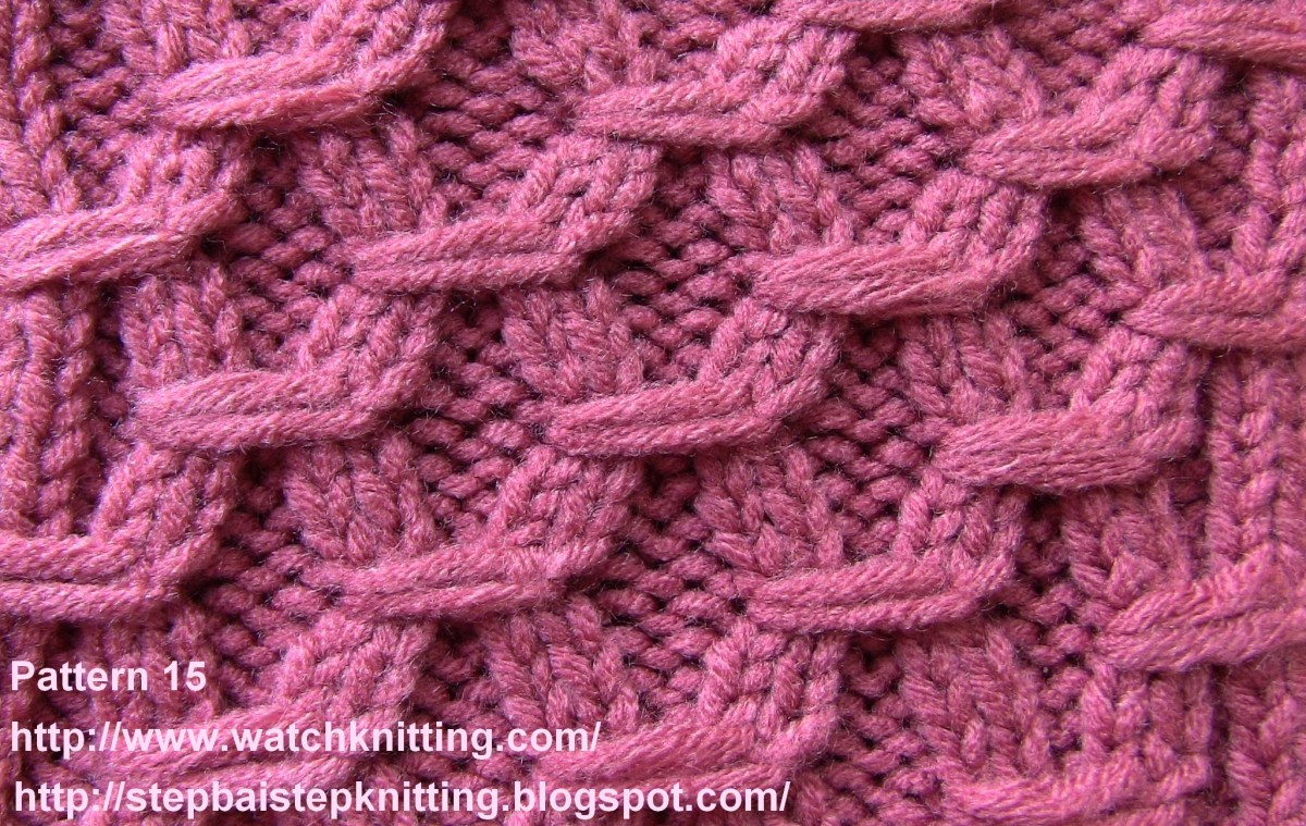 Stitch 15 – Hexagonal Stitch