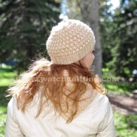 How to knit a simple beanie hat