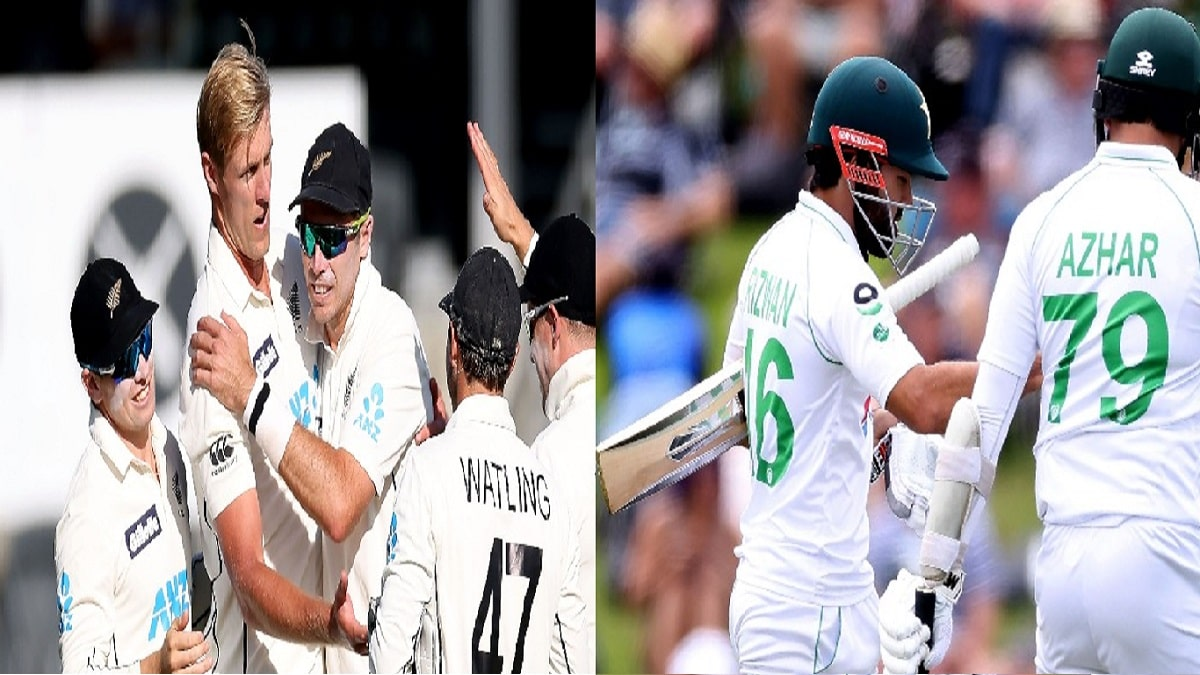Azhar and Rizwan Helped Pakistan to Put a Decent Total – PAK-NZ 2nd Test