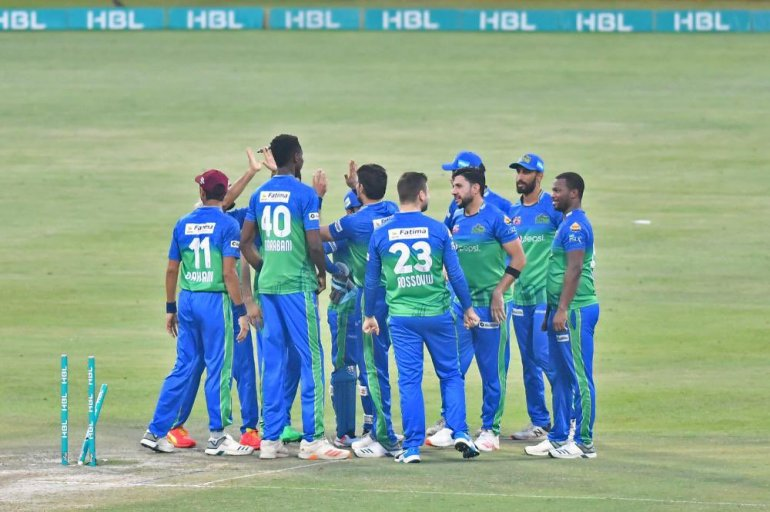Multan Sultans Qualified For PSL 6 Final After Beating Islamabad United
