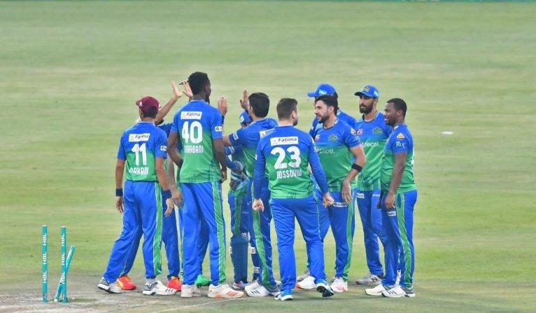 Multan Sultans Reach Final