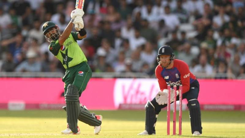 Pakistan Made 232 Runs Against England, Their Highest Ever in T20I Match