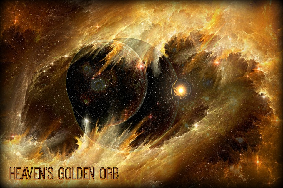 An Amazing Vision of Revival - Heaven's Golden Orb