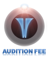 Audition Fee