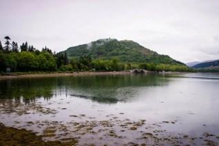 Loch Fyne by Inveraray Scotland