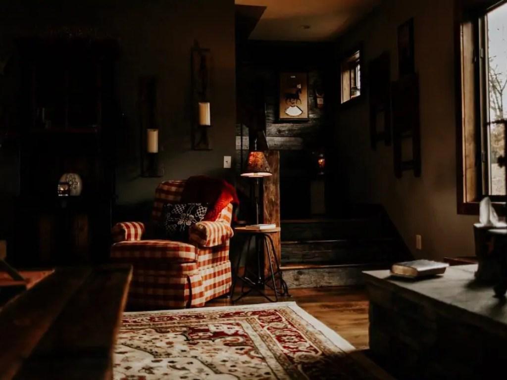 Cosy cabin in Scotland
