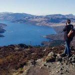 An active day trip from Glasgow: Hiking Ben A'an in the Trossachs