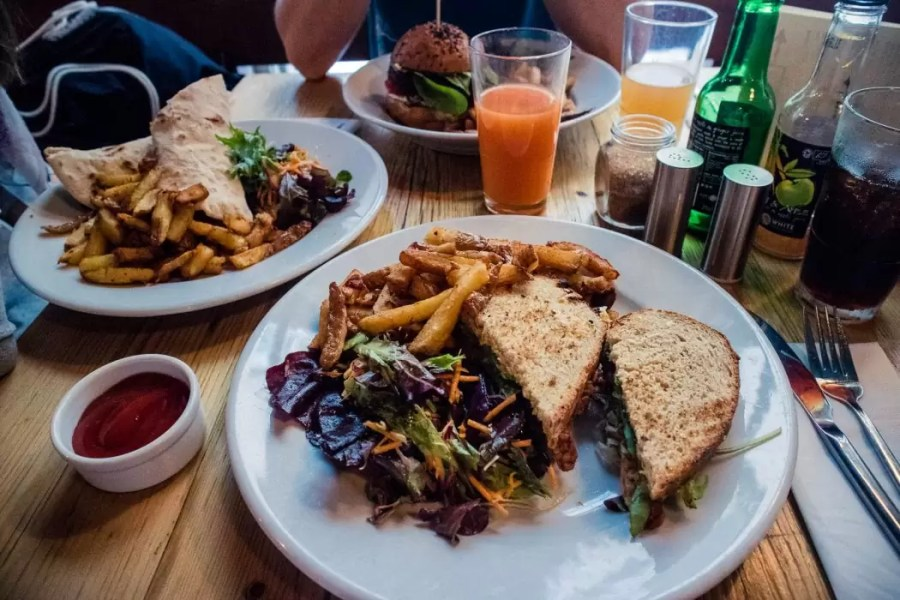 Is traveling vegan in Scotland really possible? From eating out to finding a place to stay - this vegan Scotland guide answers all your questions!