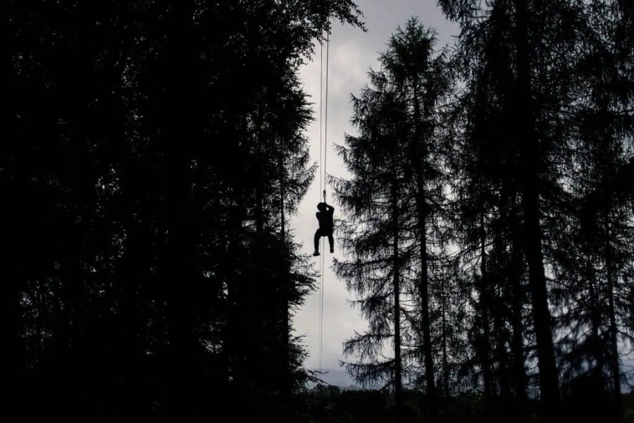 Need an excuse to channel your inner child - or your inner gorilla? I check out Go Ape Aberfoyle, a tree top adventure with ziplines in Scotland!