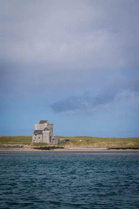 OldBreachachaCastle on the Isle of Coll