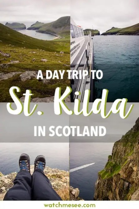 This post is a guide to planning a day trip to St Kilda in Scotland.