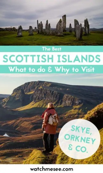Putting together your Scotland itinerary and you're not sure which isle offers what you're looking for? Read more about the best Scottish islands here!