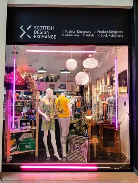 The Scottish Design Exchange in Leith, Edinburgh, photo by Kathi Kamleitner-57
