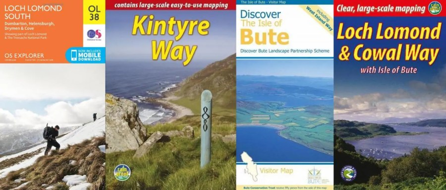 long distance trails in argyll