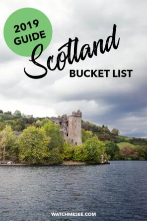 Think you've seen Scotland after a trip to Edinburgh, Skye and the Highlands? Think again! Here are 12 places on my off-beat Scotland bucket list for 2019!