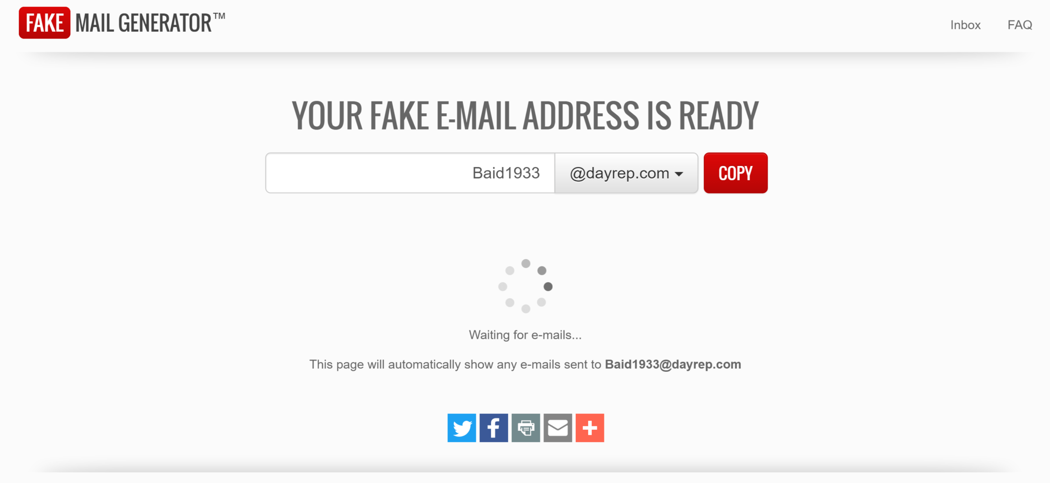 Top Fake Email Generator To Create Disposable Email - WatchMeTech