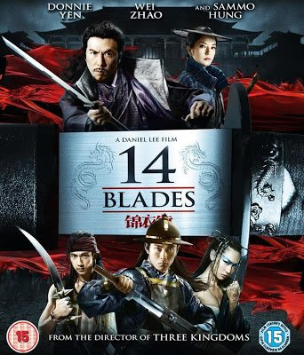 14 Blades (2010) Hindi Dubbed Watch Full Movie Online HD
