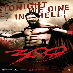 300 (2006) Hindi Dubbed Full Movie Watch Online HD Download