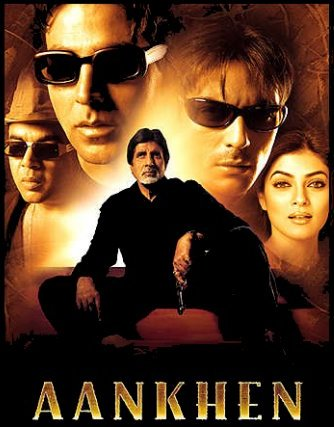 Aankhen (2002) Watch Full Movie Online HD Download