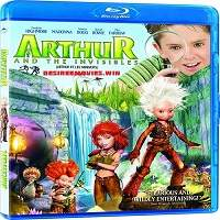 Arthur and the Invisibles (2006) Hindi Dubbed Full Movie Watch Online Free Download