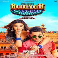 Badrinath Ki Dulhania (2017) Full Movie Watch Online HD Print Free Download