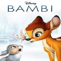 Bambi (1942) Hindi Dubbed Full Movie Watch Online HD Print Free Download