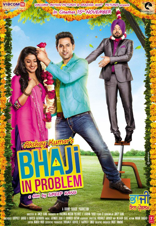 BhaJi in Problem (2013) Watch Full Movie Online HD Download