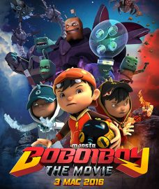 BoBoiBoy: The Movie (2016) Hindi Dubbed Full Movie Watch Free Download