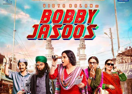 Bobby Jasoos (2014) Full Movie Watch Online HD Print Free Download