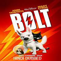 Bolt (2008) Hindi Dubbed Full Movie Watch Online HD Print Free Download