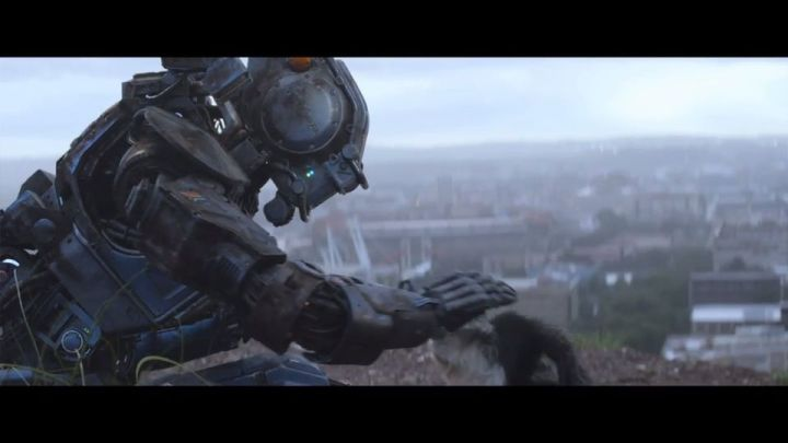 Chappie (2015) Watch Full Movie Online DVD Print Download