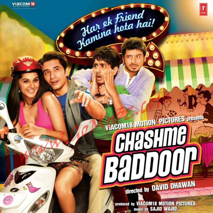 Chashme Baddoor (2013) Watch Full Movie Online HD Download