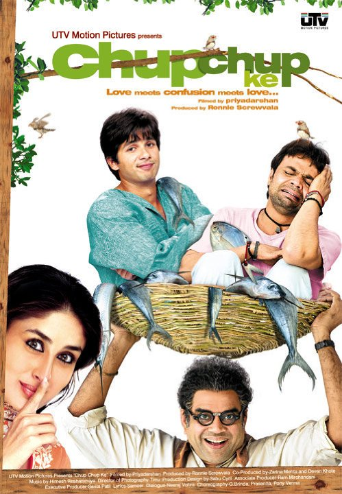 Chup Chup Ke (2006) Full Movie Watch Online HD Download