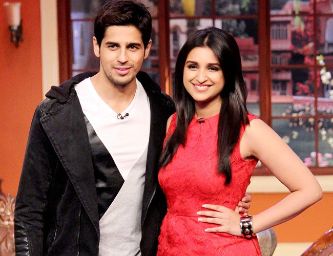 Comedy Nights With Kapil 01 February 2014 With Parineeti Chopra