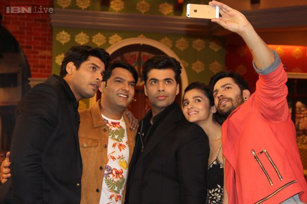 Comedy Nights With Kapil 13 July 2014 With Karan