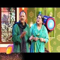 Comedy Nights With Kapil 17 May 2014 With Aloknath & Toral Rasputra