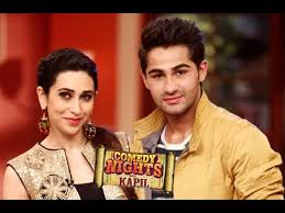 Comedy Nights With Kapil 22 June 2014 With Karisma Kapoor