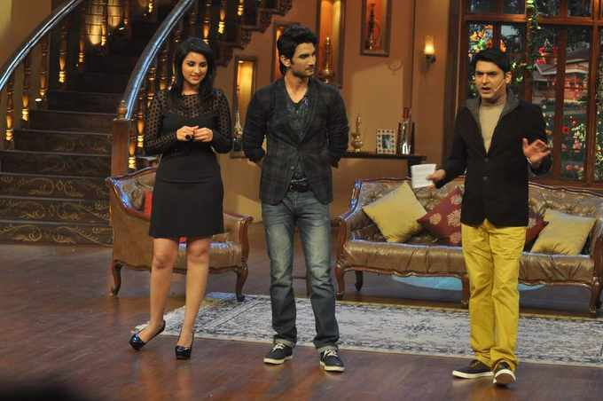 Comedy Nights with Kapil 1st September 2013 With Parineeti Sushant