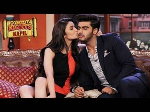 Comedy Nights with Kapil 27th April 2014 With Arjun Kapoor Alia Bhat