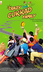 Crazy Cukkad Family (2015) Full Movie Watch Online HD Download