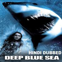 Deep Blue Sea (1999) Hindi Dubbed Full Movie Watch Online Download