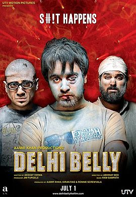 Delhi Belly (2011) Full Movie Watch Online HD Print Free Download