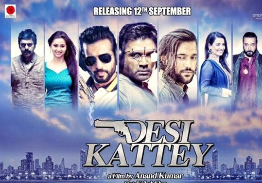 Desi Kattey (2014) Watch Full Movie Online HD Download
